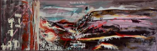 Drakensberg 44x120cm SALE $700 (was $800)