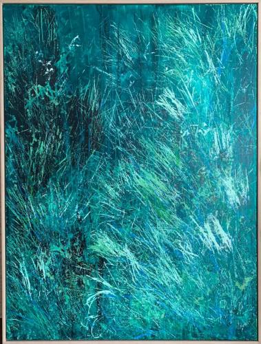Lush Grass 95x125cm